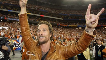 Professor Matthew McConaughey's UT salary revealed