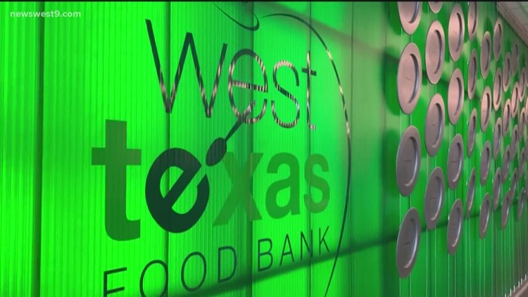 West Texas Food Bank holding annual Empty Bowls fundraiser