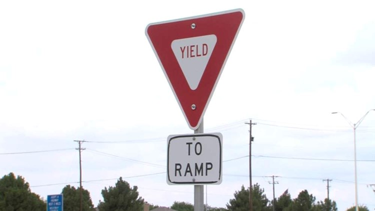 Vehicle officials want to remind drivers to yield and be safe