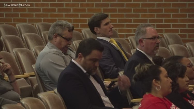 Texas lawmakers hold mass violence hearing in Odessa