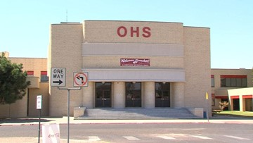 Students, staff return to Odessa High School with heavy hearts following mass shooting