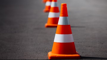 I-20 overpass at FM 1788 struck, lane closures expected