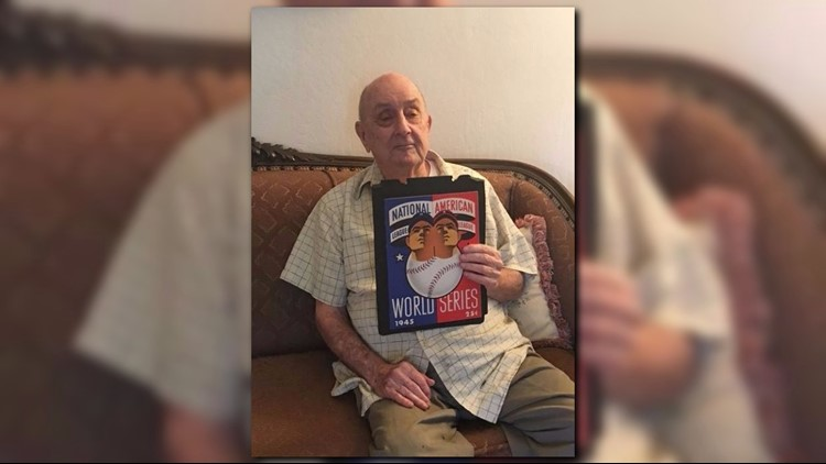 85-year-old Cubs fan on sneaking in to the '45 World Series