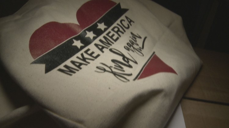 'Make America Kind Again' signs in high demand even after election