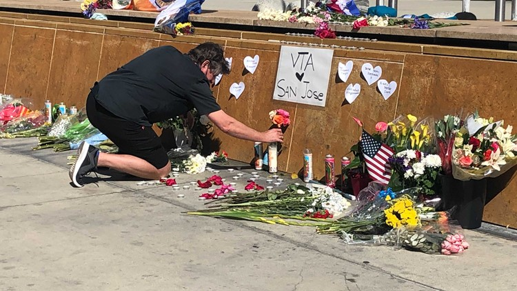 San Jose shooting updates: Family says shooting victim spent final moments getting others to safety