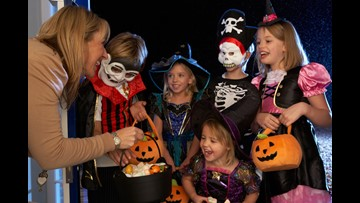 72% of parents admit to stealing candy from their kids