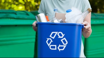 Wednesday is final day for Abilene residents to drop off plastic and glass recycling