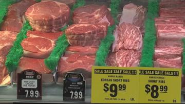 US meat exports surge, but industry struggles to satisfy demand