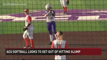 Wildcats looking to overcome hitting slump