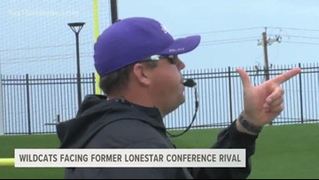 Wildcats facing former Lonestar Conference rival