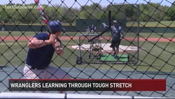Wranglers learning through tough stretch
