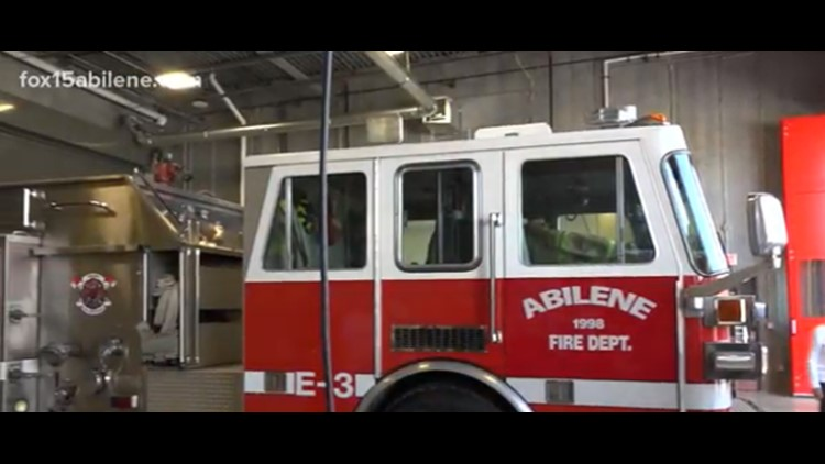 The Abilene Fire Dept. is allowing people interested in the job to get the full experience.