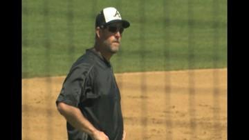 AHS baseball coach Ryan Lewis makes the move to Jim Ned