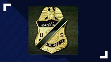 Border Patrol agent killed in Tye while assisting DPS at crash site