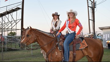 From cowgirl princess to west Texas beauty queen