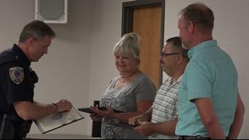 Abilene citizen saves victim from rape suspect