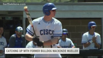 Catching up with former Wylie Bulldog Mackenzie Mueller