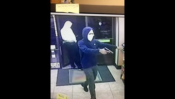 Abilene police working to ID suspects in multiple robberies