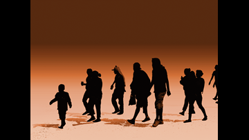 More than 1,000 undocumented immigrants arrive in San Antonio