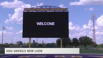 Hardin-Simmons unveils new look