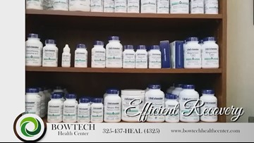 Bowtech Pre- & Post-Surgery