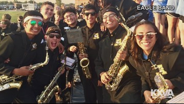 Eagle Band fundraiser tradition continues