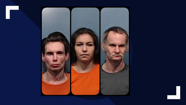 APD arrests three on forgery and drug charges | myfoxzone com