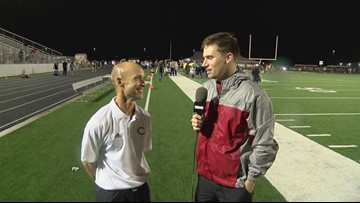 Chat with Clyde's Scott Campbell after his first Bulldog Win