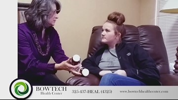 Bowtech Stress Relief