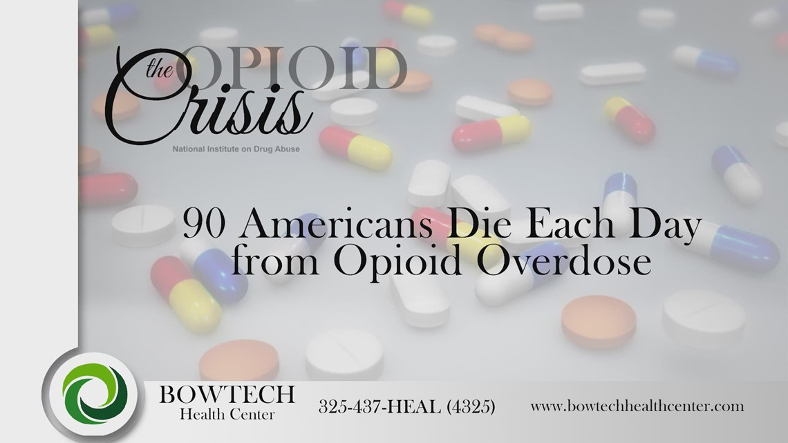Bowtech - The Opiod Crisis