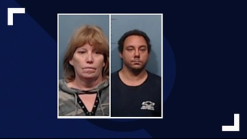 Abilene Police arrest two on forgery, drug charges