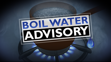 Boil water advisory issued for City of Bangs