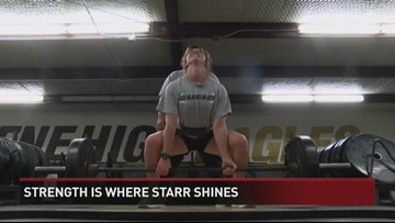 AHS Power Lifter is a star in performance and in name