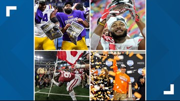 LIST: 2019-2020 Bowl games | Where to watch your favorite team