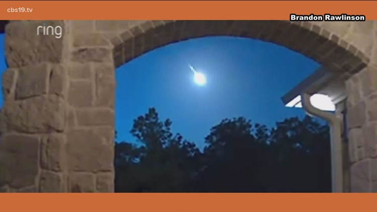 Watch This: A meteor fires up the Texas night sky