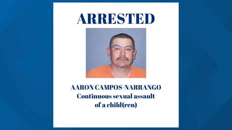 Suspect arrested on charges of Sexual Assault of Children in Wood County