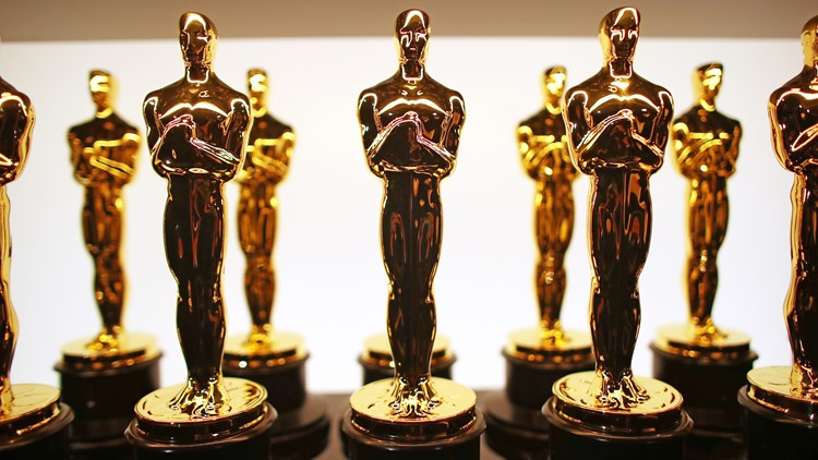 Oscar Statuettes 89th annual ceremony