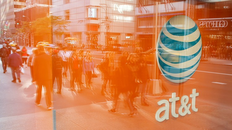 The U.S. government sued to block the AT&T merger with Time Warner.