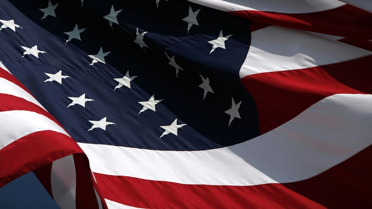 President Harry Truman signed Flag Day's permanent observance into law in 1949.