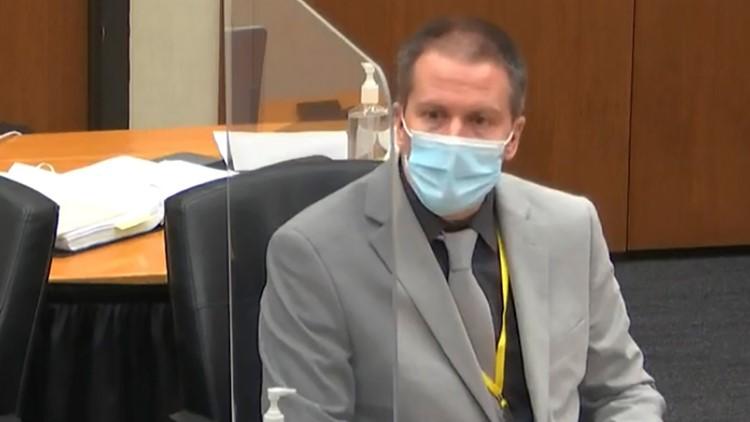 Derek Chauvin could still testify at his own trial
