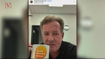 'I'm Perfectly Qualified!' Piers Morgan Begs President Trump to Hire Him As Chief Of Staff