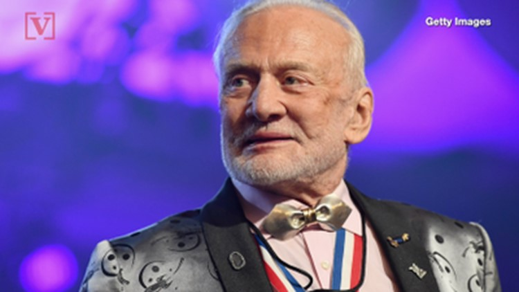 Buzz Aldrin Punched a Moon Landing Conspiracy Theorist