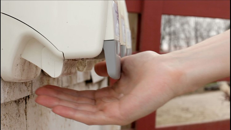 FL Teacher Suspended After Reportedly Using Hand Sanitizer to Wash out a Student's Mouth