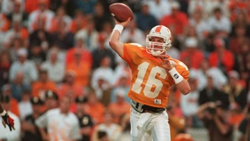Peyton Manning named into the College Football Hall of Fame