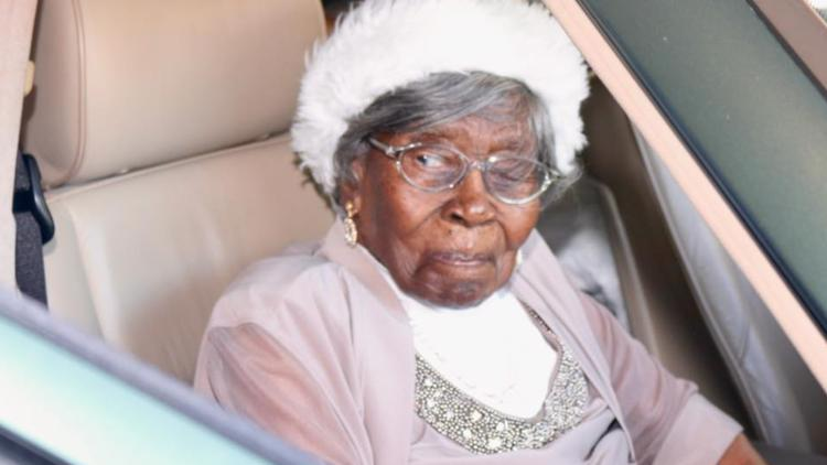 'She was a pillar' | Hester Ford, oldest living American, has died at 116
