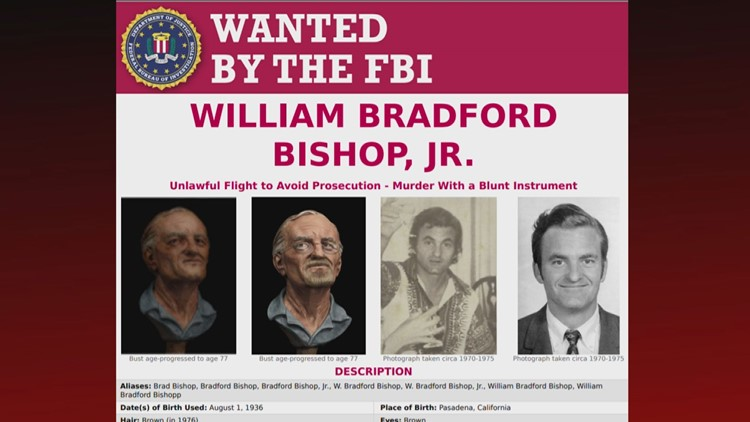 Adopted woman discovers biological father is on FBI Most Wanted list