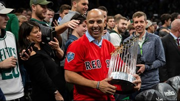 Alex Cora out as Boston Red Sox manager