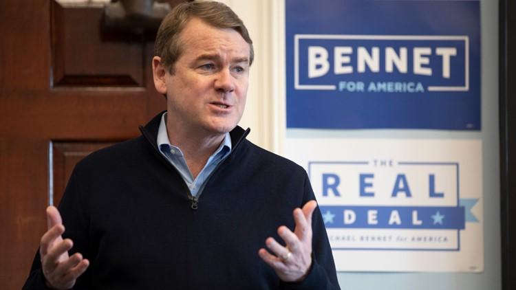 Election 2020 Michael Bennet