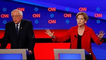 Sanders and Warren at it again ahead of Tuesday's debate