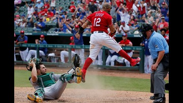 Successful homestand gives Rangers hope for summer